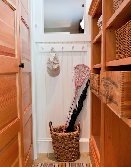 Mudroom pantry home design pinterest pantry for Mudroom pantry