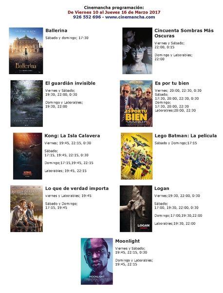 Cartelera del 10 al 16 de marzo en Cinemancha - https://herencia.net/2017-03-10-cartelera-del-10-al-16-marzo-cinemancha/?utm_source=PN&utm_medium=herencianet+pinterest&utm_campaign=SNAP%2BCartelera+del+10+al+16+de+marzo+en+Cinemancha
