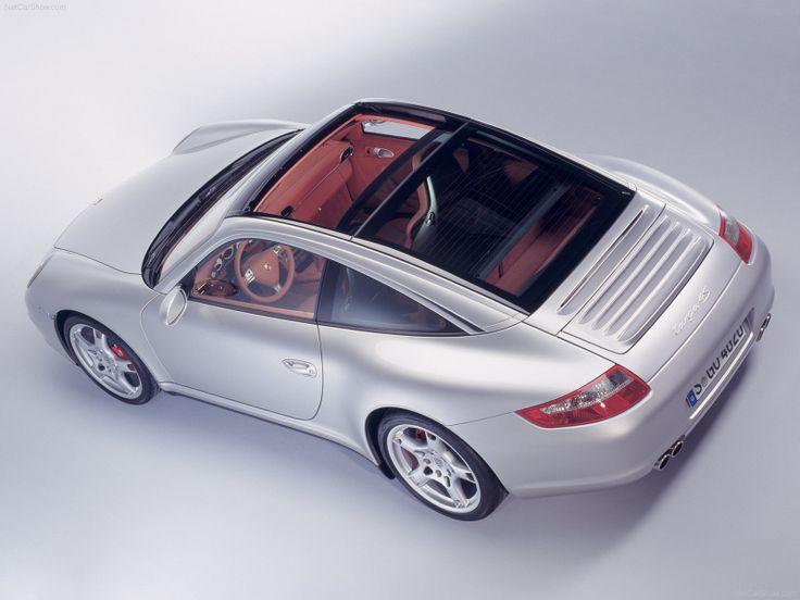 2008 targa 4s silver