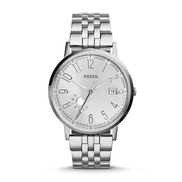 Vintage Muse Multifunction Stainless Steel Watch