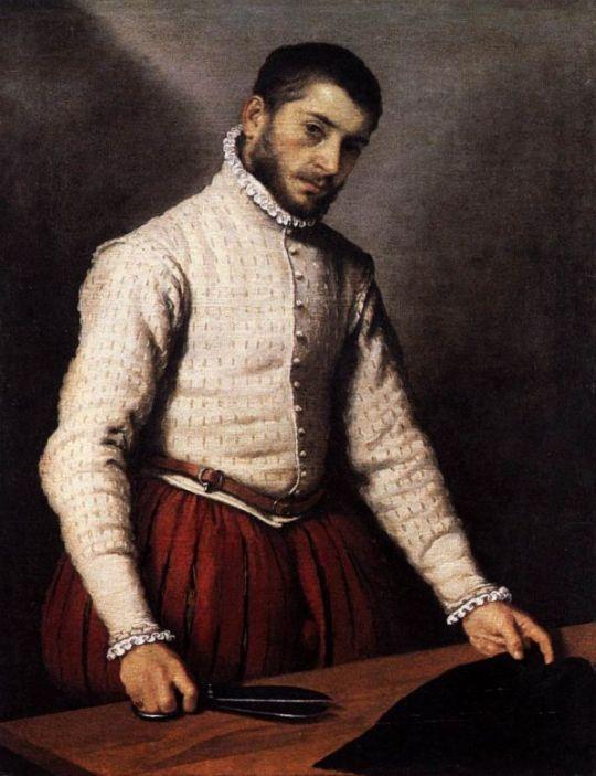 GIOVANNI BATTISTA MORONI (OK. 1520-1578)