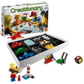 Crafty Kids: Lego Creationary - The Crafty Mummy