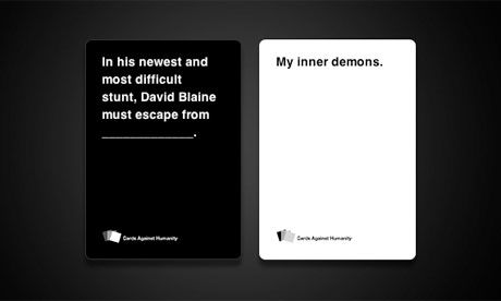Community Post: 10 Cards Against Humanities Cards You Didn't Know You Needed