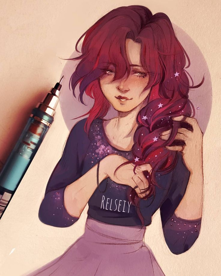 Another throwback what do you think? Also sorry for all the older posts this is one of the coloured sketches i still like from back in june! i actually always wanted to repost this bc i misspelled my name on it lol!  #digitalart #كلنا_رسامين #relseiy_ocs