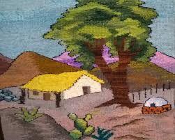 Resultado de imagen para tapiz en telar