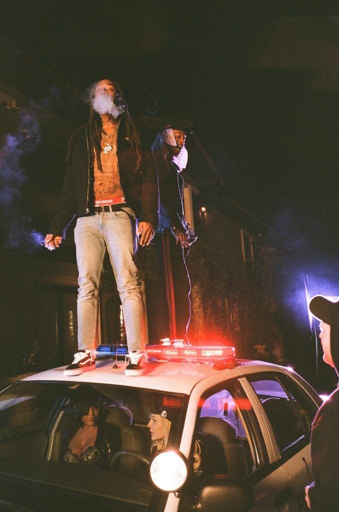 Ty Dollar Sign & Wiz Khalifa AINT NUN