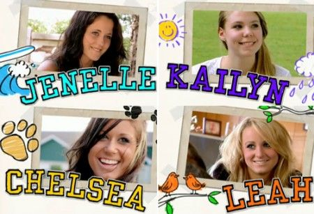 Teen Mom 2 - I watch and feel better about my own problems...I know...I am a bad person.