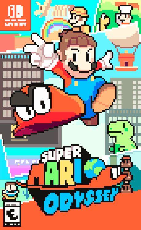 eto2d: Super Mario Odyssey boxart