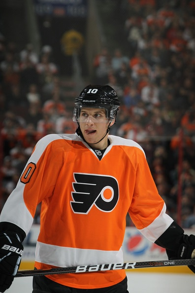 Brayden Schenn - gets cut across the stomach with a skate and not only goes back in the game, he scores the winning goal in OT.
