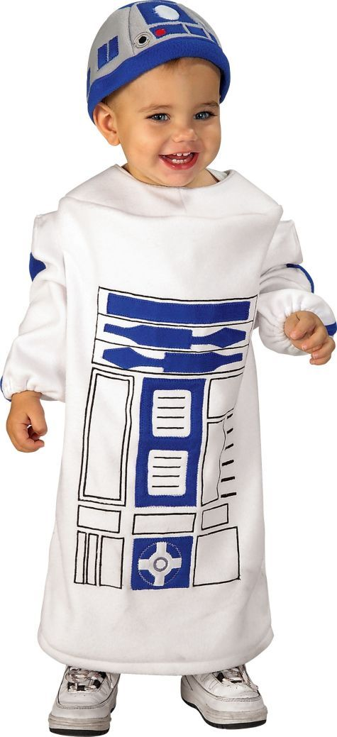 Star Wars R2D2 Costume for Toddler Boys - Party City R2 Peetoo