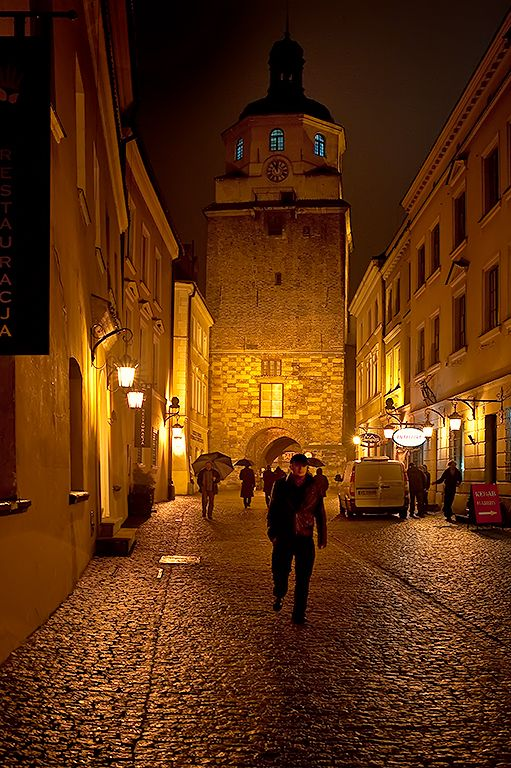 Krakow Gate, Lublin, Poland... old town in city where i was born:)