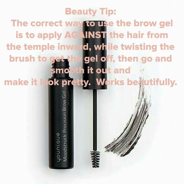 Younique brow gel!! We all need this. https://www.youniqueproducts.com/DustyM/products/view/US-22104-00#.VoqHvuxOLCQ