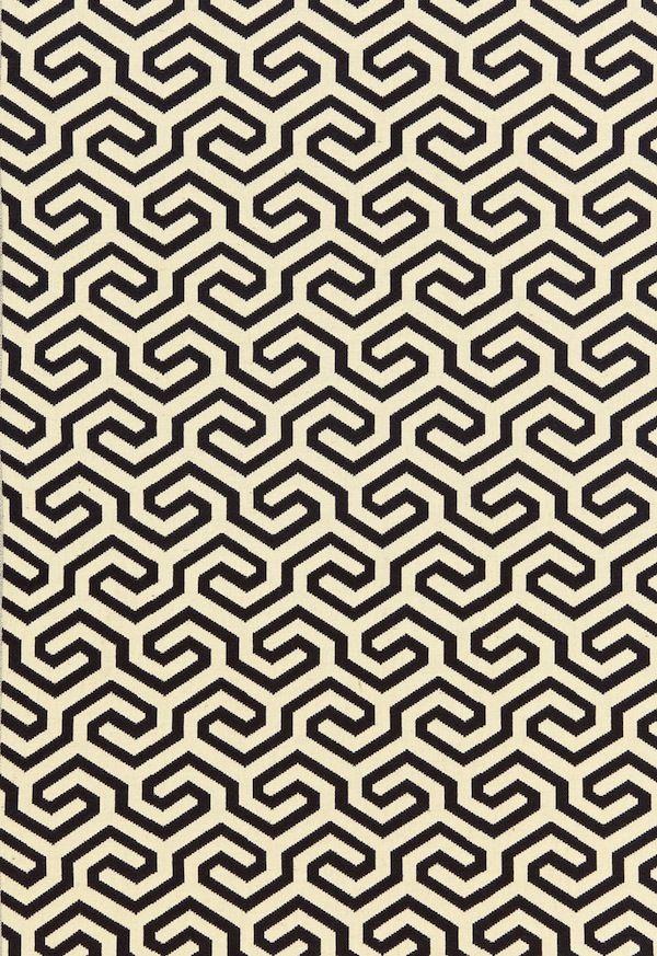 Ming Fret #wallcovering by Schumacher #pattern
