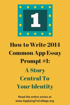 14 best College application help images on Pinterest College - college application essay