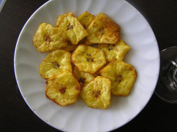 Try my latest #vegan recipe - Crispy Plantains - http://bit.ly/pcqAQB
