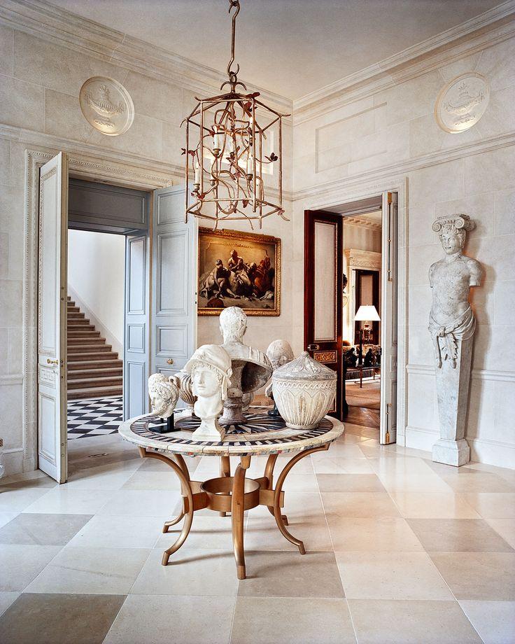 Explore François Catrouxu0027s Innovative Designs In This New Book. Entrance  HallsSouth Shore DecoratingInterior ...