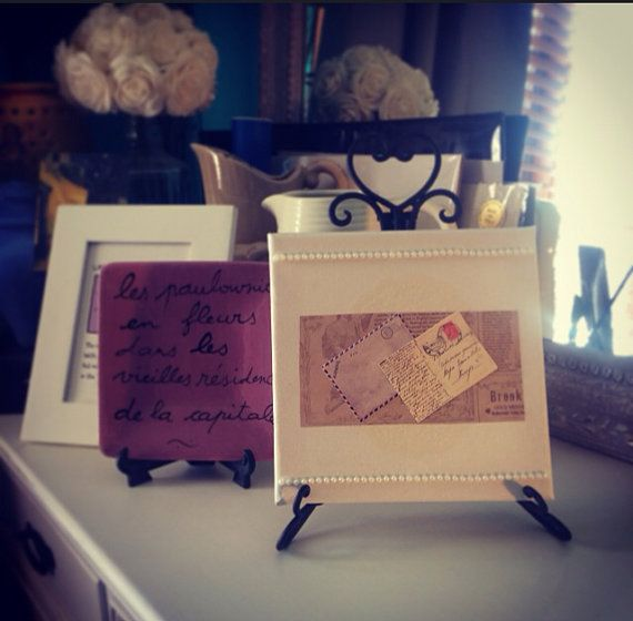 Postcards and pearls on Etsy, $12.00 AUD