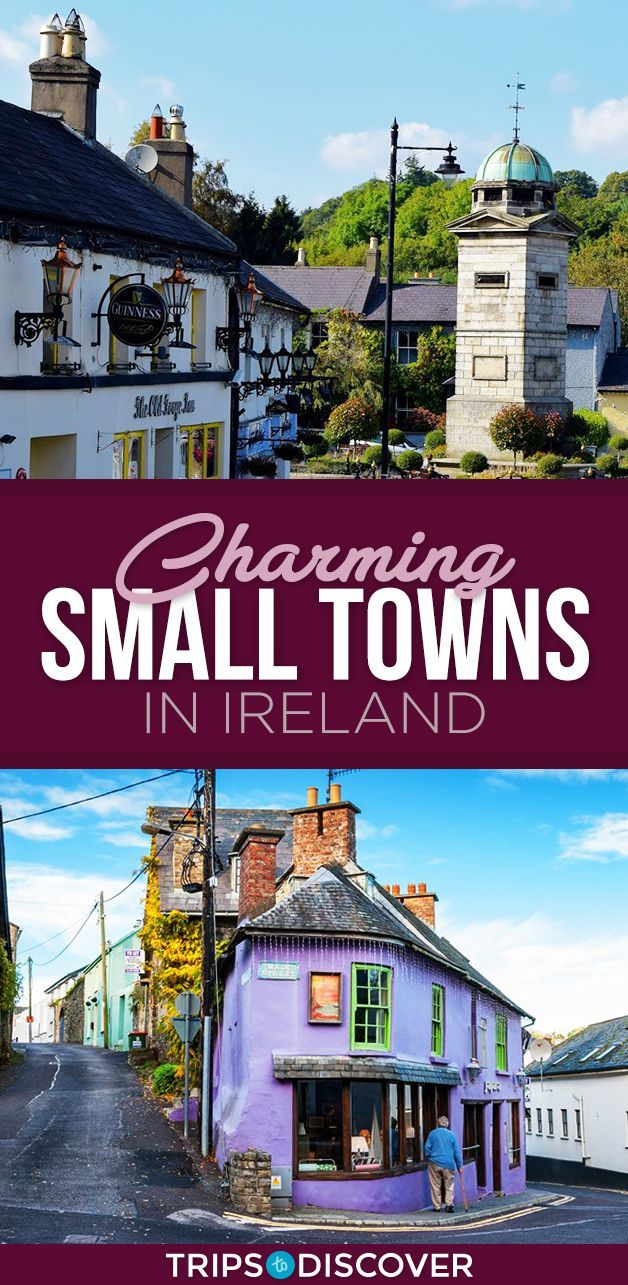 9 Charming Small Towns in Ireland You Don't Want to Miss