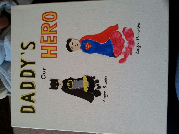 father's day superhero sayings