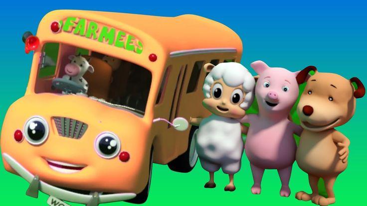 Roues sur le bus   Chansons pour bébés   Wheels On The Bus   Kids & Baby...Il est temps pour un rire amusant rimer tout le long de la ville avec les roues sur la chanson de bus. Alors les bébés, préparez-vous pour le plaisir. #FarmeesFrancaise #Wheelsonthebus #enfants #comptine #éducatif #bébés #préscolaire #rimes #kidsvideos #kindergarten #kidssongs #chansonsfrancaises #pourenfants #frenchrhymes #compilation