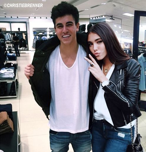 Madison beer speed dating