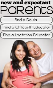 Find a Doula or Other Birth Professional!