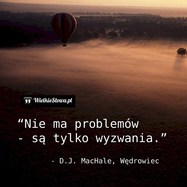 Nie ma problemów... #MacHale-Donald-James,  #Problemy-i-kłopoty, #Wyzwania
