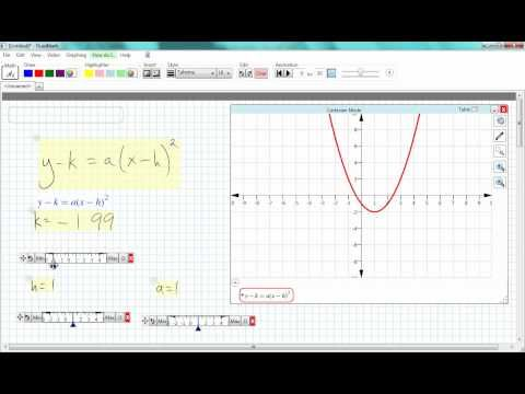 FluidMath Introduction - Tablet and Interactive Whiteboard Math Software