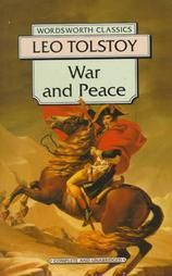 War And Peace F TOL War and Peace is a vast epic centred on Napoleons war with Russia. While it expresses Tolstoys view that history is an inexorable process which man cannot influence, he peoples his great novel with a cast of over five hundred characters. Three of these, the artless and delightful Natasha Rostov, the world-weary Prince Andrew Bolkonsky and the idealistic Pierre Bezukhov illustrate Tolstoys philosophy in this novel of unquestioned mastery.