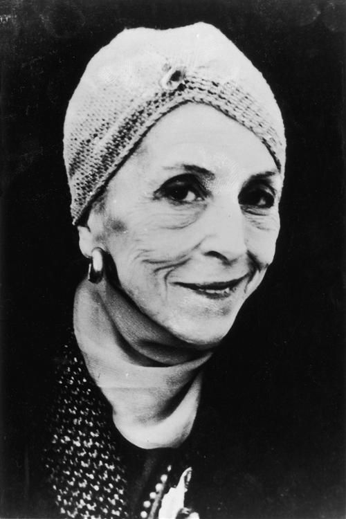 Karen Blixen, (Out of Africa). She was courageous, sensitive, strong willed. Her love for Africa leaks out of every word in her memoir.