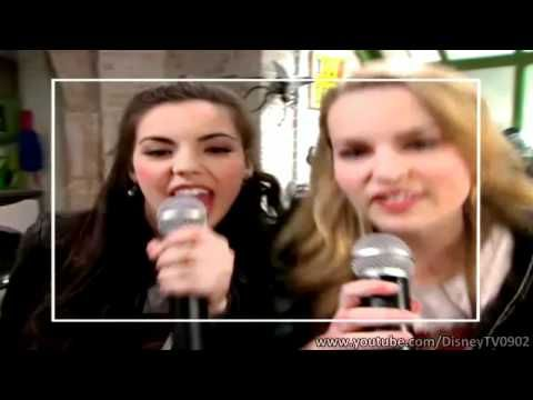 """Good Luck Charlie - Two Timing Pig Song  This song communicates the message that it is not okay to cheat on your partner when you are in a relationship. However, Teddy is unable to stand her ground and """"falls"""" for Spencer in the next season."""
