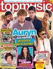 TOP MUSIC   nº 151 (Abril 2013)