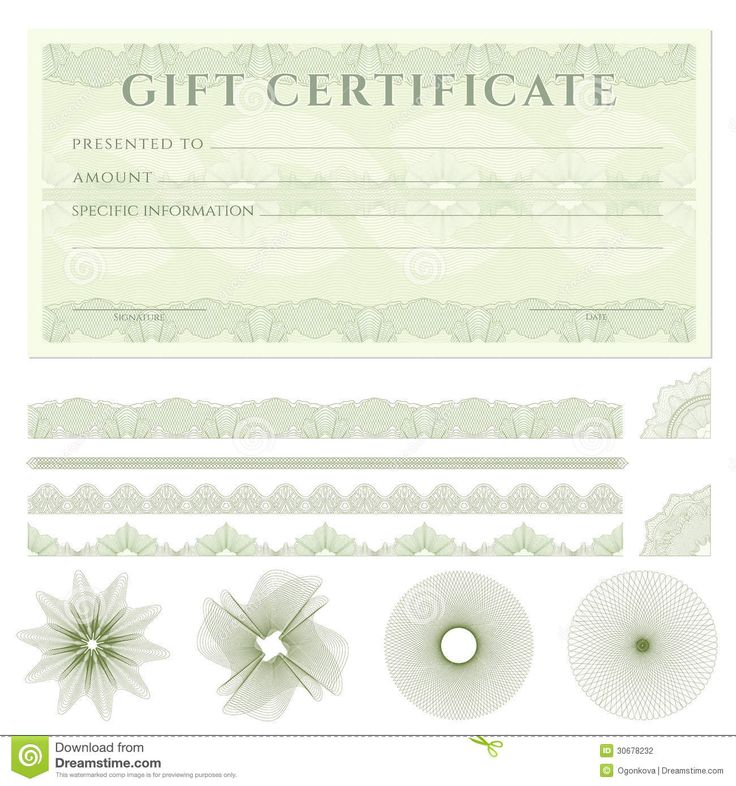 The 25+ Best Free Printable Gift Certificates Ideas On Pinterest