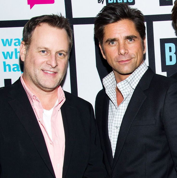 Dave Coulier revealed that John Stamos used to call him for help when too many supermodels were camped out at his pool -- details