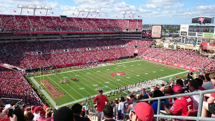 Raymond James Stadium | Tampa, Florida, EUA