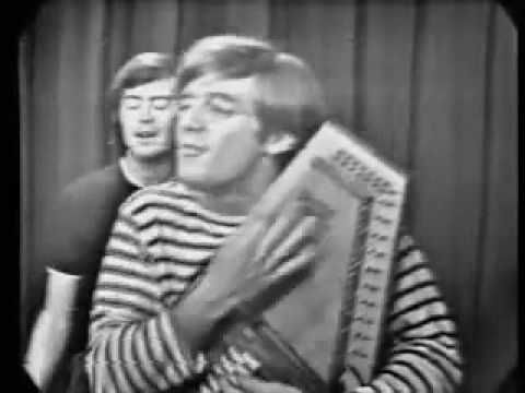 Lovin Spoonful - Do You Believe in Magic? - John Sebastian's first music video from 1965