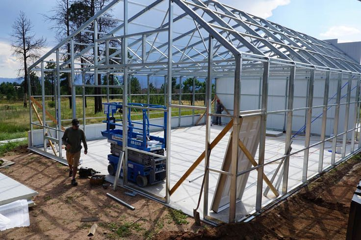 Energy-Efficient Commercial Greenhouse Kits | Ceres Greenhouse