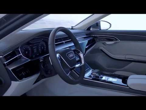 2018 A8 L Luxury Sedan Audi USA