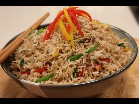 How to make fried rice in hindi by sanjeev kapoor