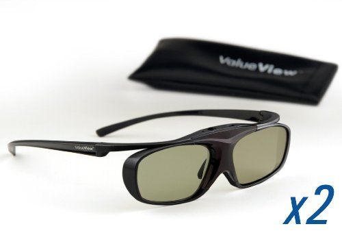 Epson® Compatible ValueView 3D Glasses for RF 3D Projectors. Rechargeable. TWIN-PACK has been published to http://www.discounted-tv-video-accessories.co.uk/epson-compatible-valueview-3d-glasses-for-rf-3d-projectors-rechargeable-twin-pack/