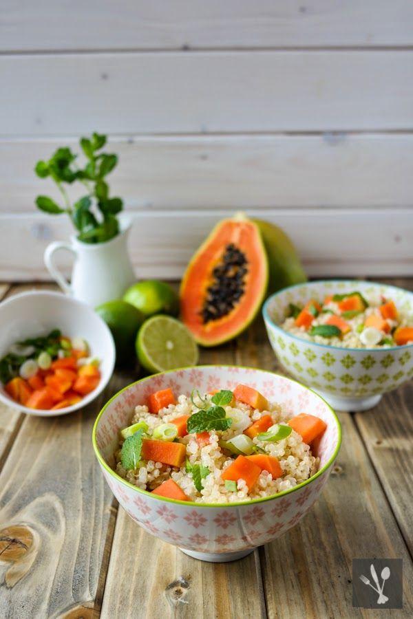 20 best salate salads images on pinterest rezepte salads and blood orange. Black Bedroom Furniture Sets. Home Design Ideas