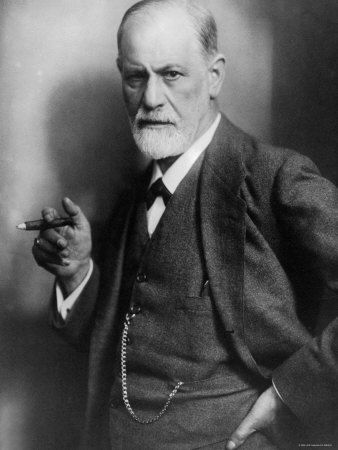 Sigmund Freud -- ja, der Sigi hat's versucht zu erklären!