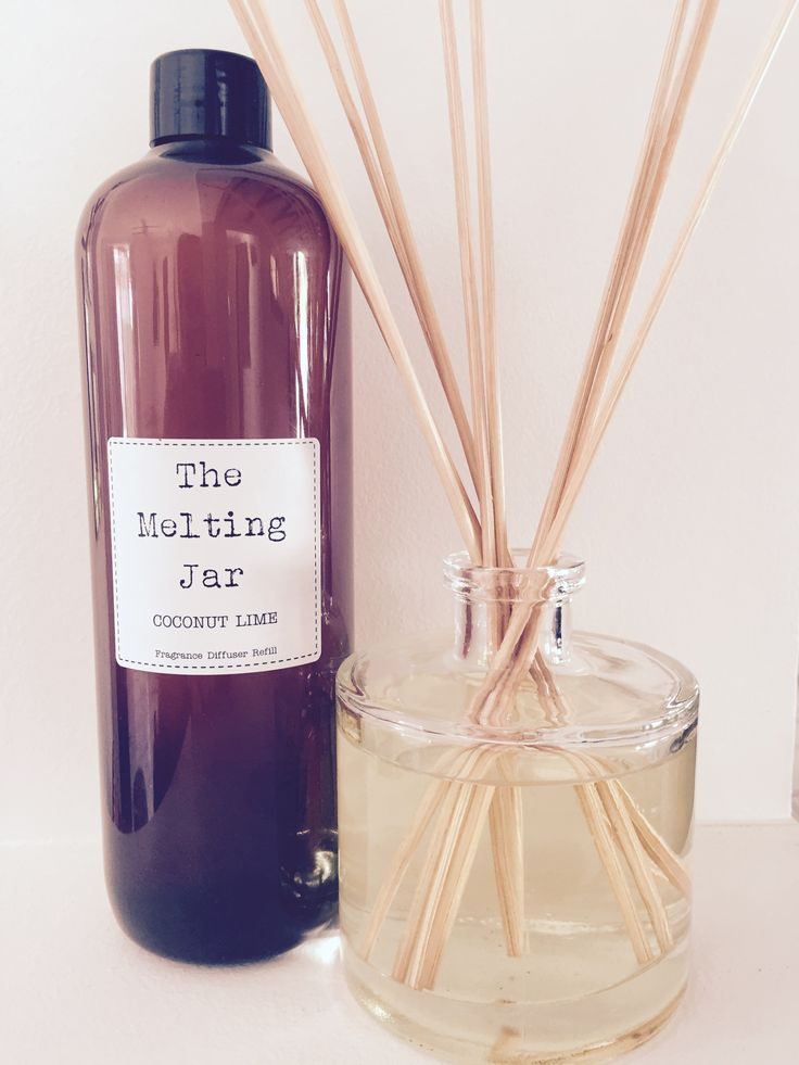 The Melting Jar diffuser refills is a 520ml bottle which will allow for 2.5 refills.