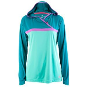 adidas Modern Classics Climalite Hoodie - Women's - Running - Clothing - Hyper Green/Emerald