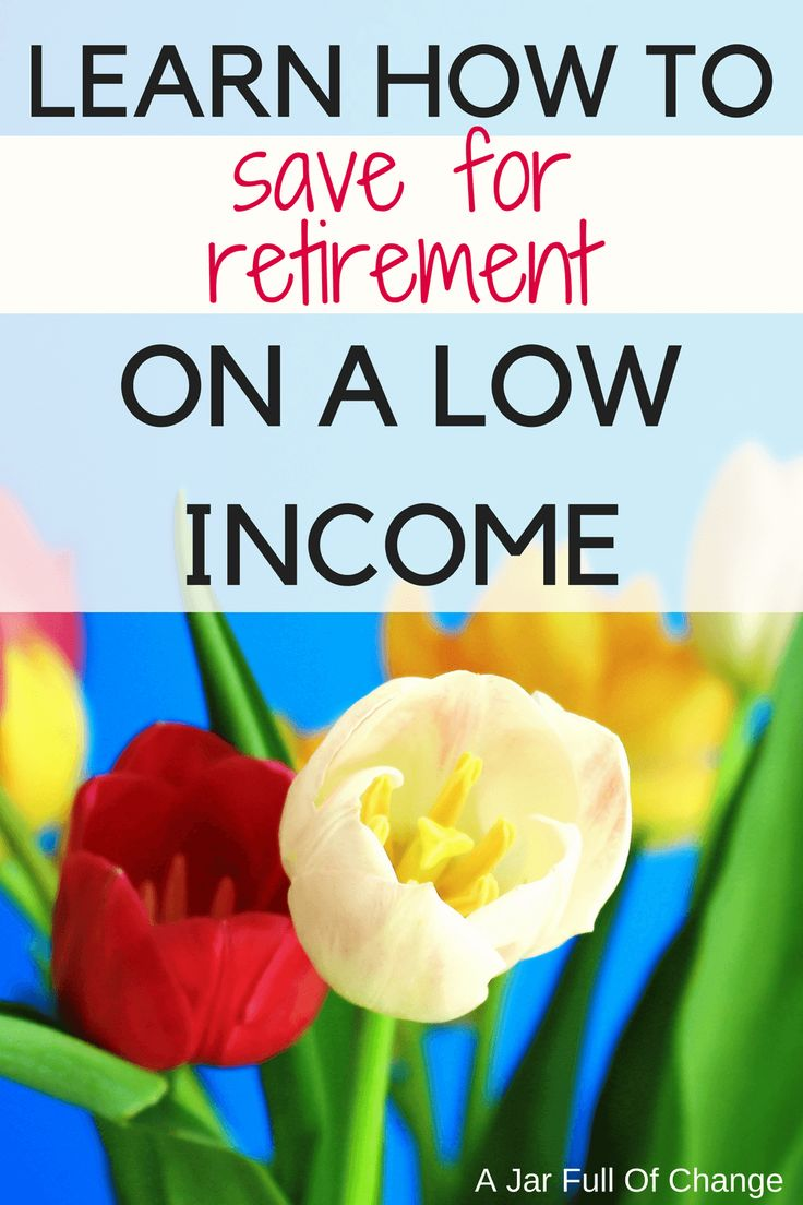 Low-income families can take a little weight off of their shoulders and start saving for retirement without a massive upfront investment. Micro Investing is a widely popular alternative to traditional investing and gives more people an opportunity to invest in their future. via @jarfullofchange