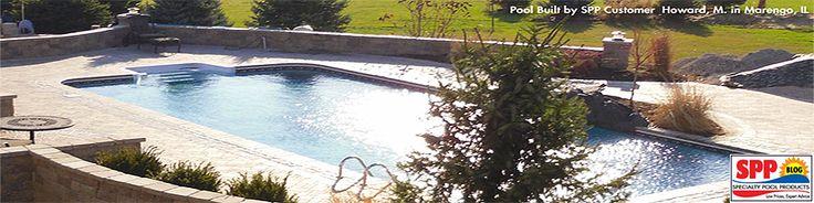 10 (More) Awesome Above Ground Pool Deck Designs | SPP Inground Pool Kit Blog