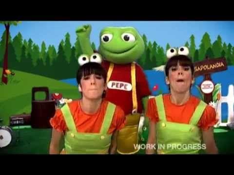 SAPO PEPE. NO LO VIERON ? - YouTube