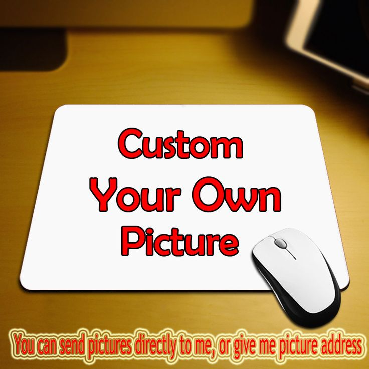 Super Deal Diy Personalized Custom Your Cool Image Photo Printed Gamer Gaming Rectangle Mouse Pad PC Computer Rubber Mat //Price: $9.95 & FREE Shipping //  #play #playing #screen #iphone #iphoneonly #apple #ios