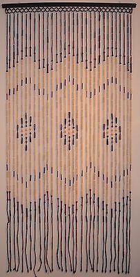 Wood Door Curtains: Top quality bamboo beaded door curtains blinds ...