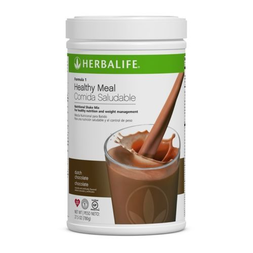 Meal Replacement Drinks: Herbalife Formula 1 Healthy Meal Replacement Shake Mix Dutch Chocolate -> BUY IT NOW ONLY: $36.0 on eBay!